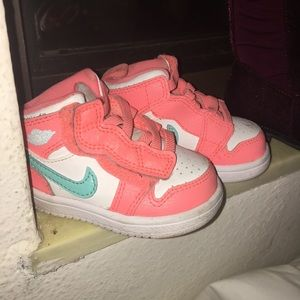 My daughter old shoes